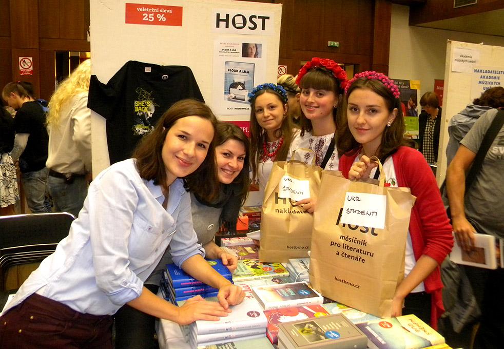 Студенти-богемісти в Чехії