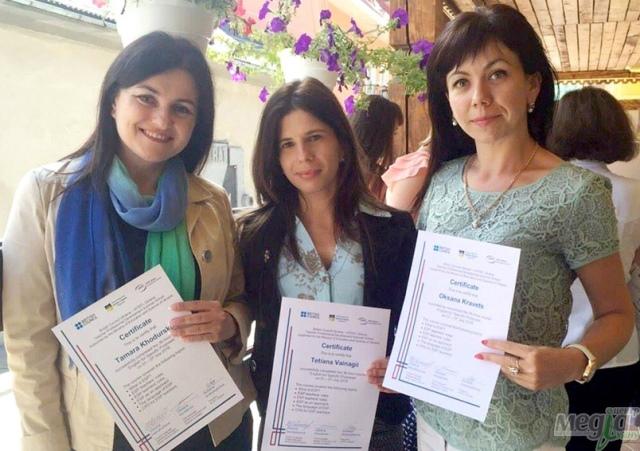 Учасники проекту від УжНУ
