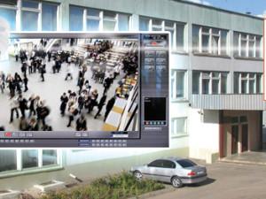 Відеоспостереження у навчальних закладах