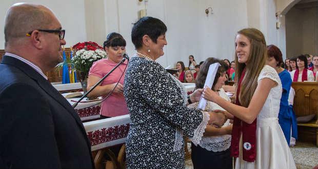 Вручення дипломів студентам ЗУІ