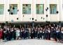 Випускники філологічного факультету УжНУ після вручення дипломів