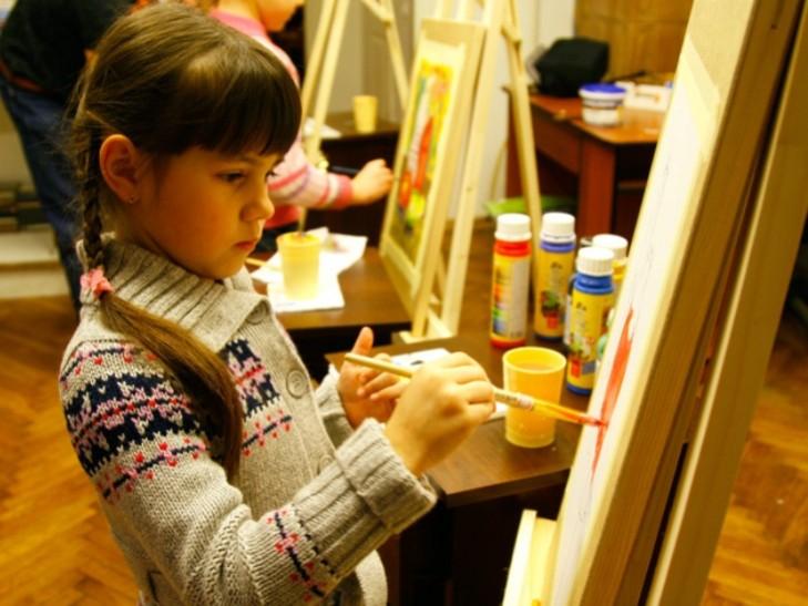 Дитяче мистецтво