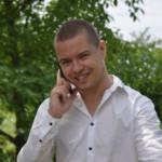Максим Подолюх, учасник Літньої школи програмування в Ужгороді