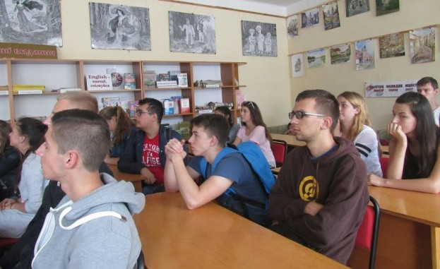 Студентам УТЕК КНТЕУ було цікаво дізнатися нове про видатного історика