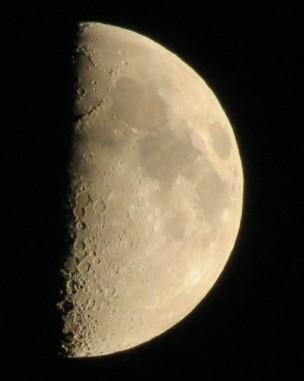 Учні побачили Місяць як на долоні