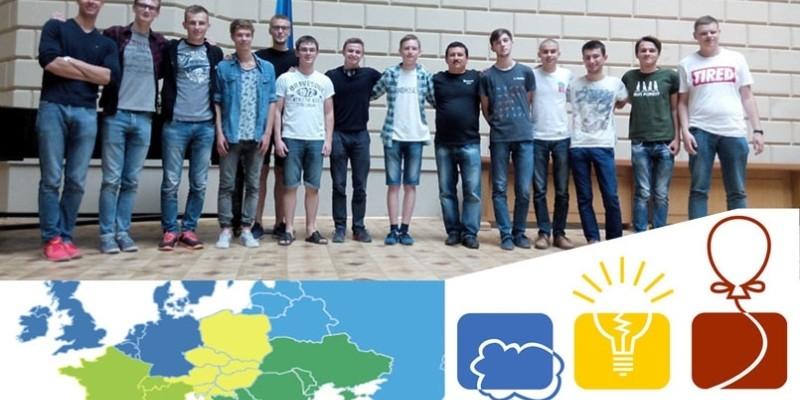 Програмісти УжНУ - учасники міжнародної олімпіади