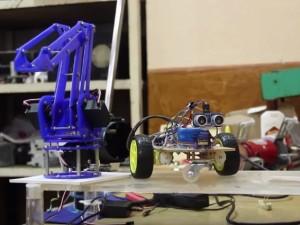 Студенти УжНУ створюють робототехніку