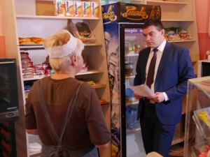 В Ужгороді перевіряють шкільні буфети