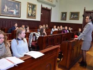 Учні-активісти в Мукачеві, - школярі, учнівське самоврядування