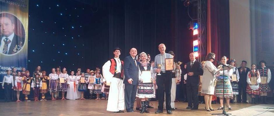 Нагородження учасників фестивалю-конкурсу