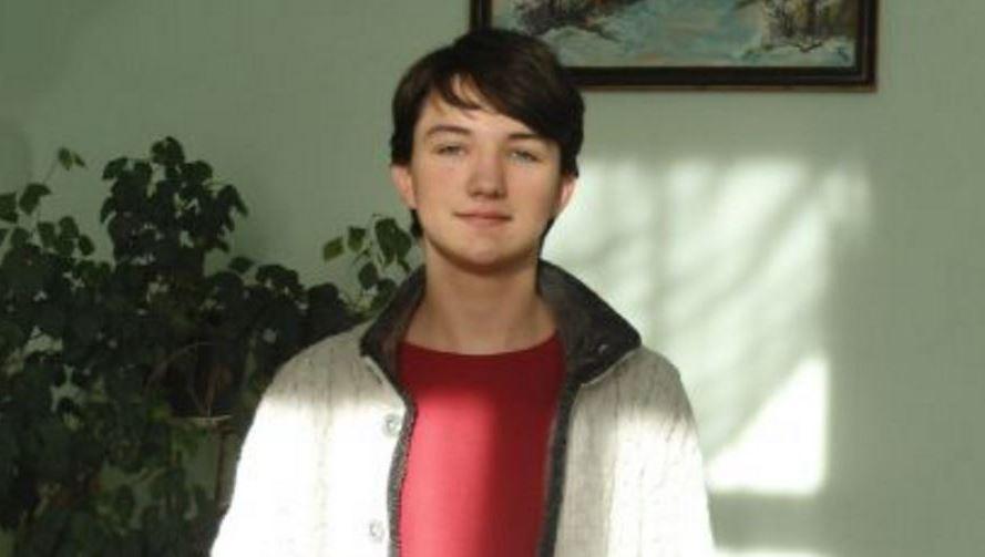 Адріан Ерп, студент Ужгородського музичного училища