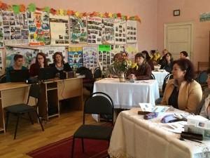 Учителі-словесники Хустського району