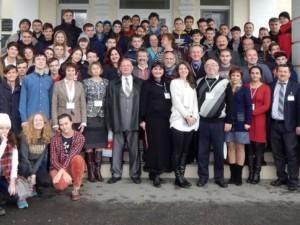 Учасники турніру юних інформатиків