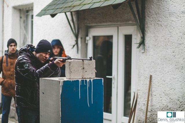 Змагання зі стрільби в УТЕК КНТЕУ