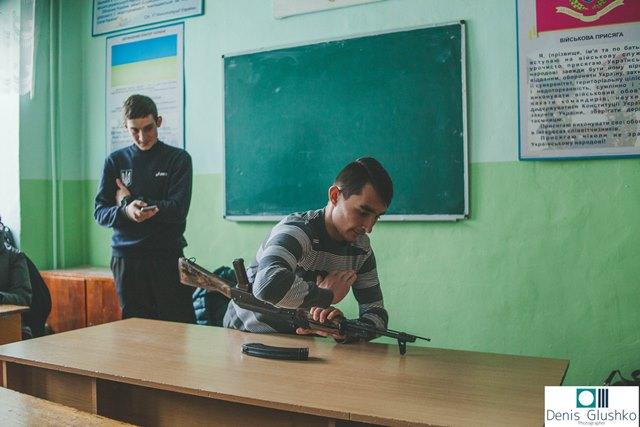Змагання відбулися під керівництвом викладача коледжу О.М.Івановчика