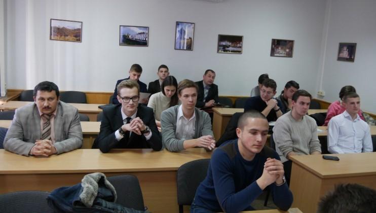 Студенти і викладачі УжНУ. Олександр Міца