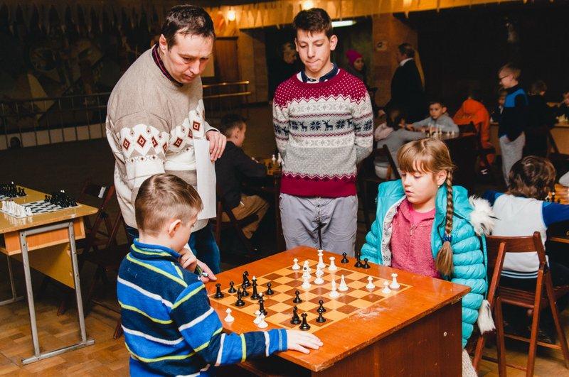 Настанови маленьким шахістам