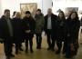 Випускники Закарпатської академії мистецтв із ректором Іваном Небесником