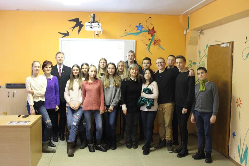 Ужгородські гімназисти у Пряшеві