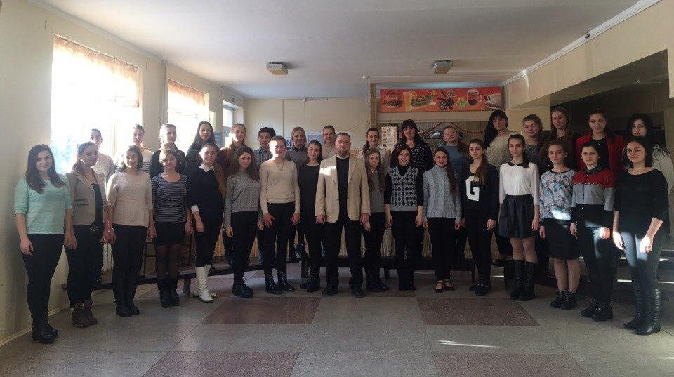 Хор Ужгородського коледжу культури і мистецтв