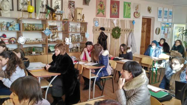 Під час захисту Малої академії наук на Ужгородщині