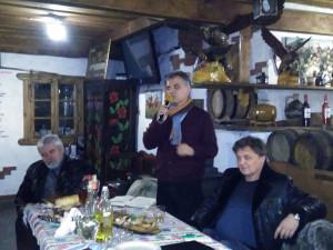 Олександр Гаврош, Михайло Рошко, Сергій Федака