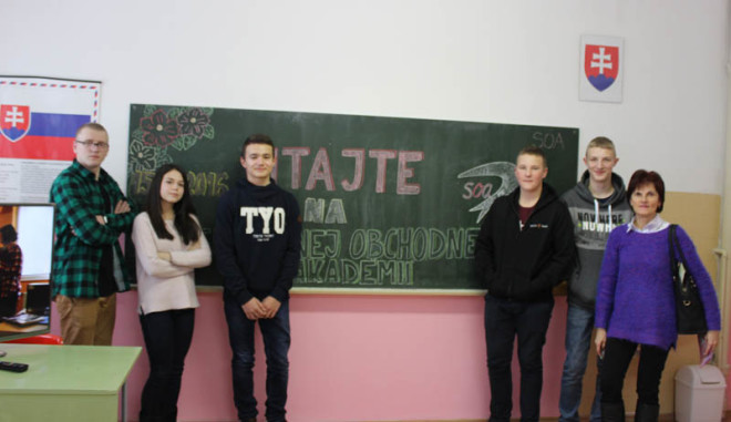 Торговельна академія у Пряшеві