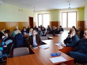Засідання вченої ради МДУ