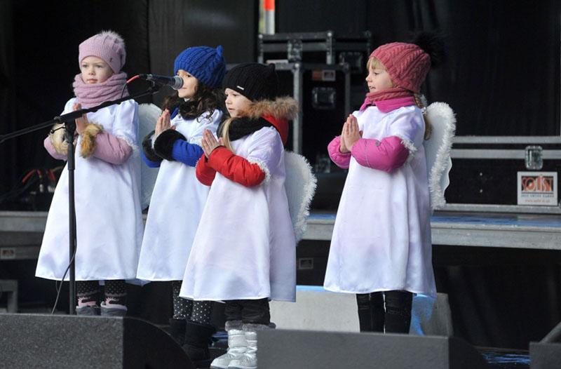 Луганські діти - вертеп