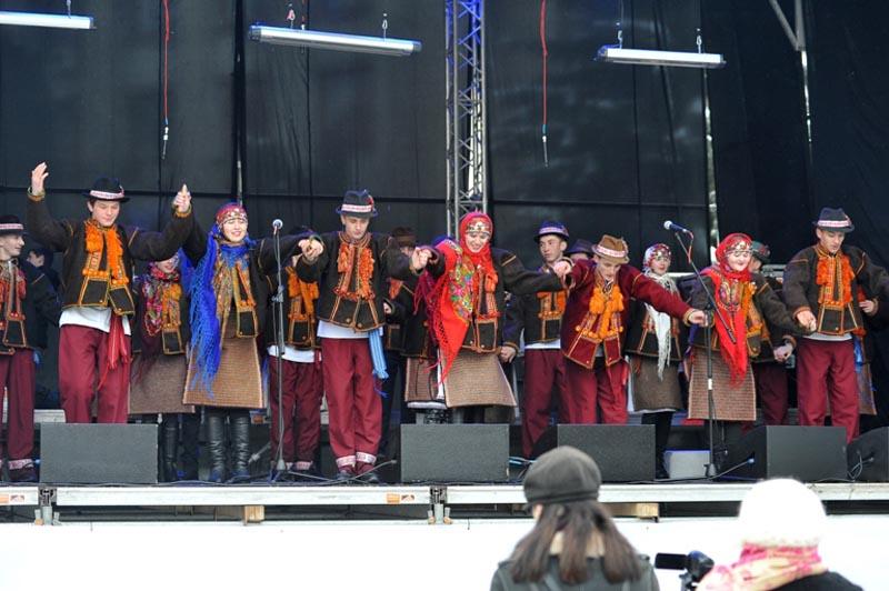 Колядники з Луганщини