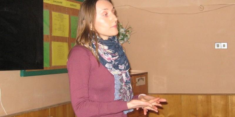 Наталія Данильченко, волонтер громадської організації