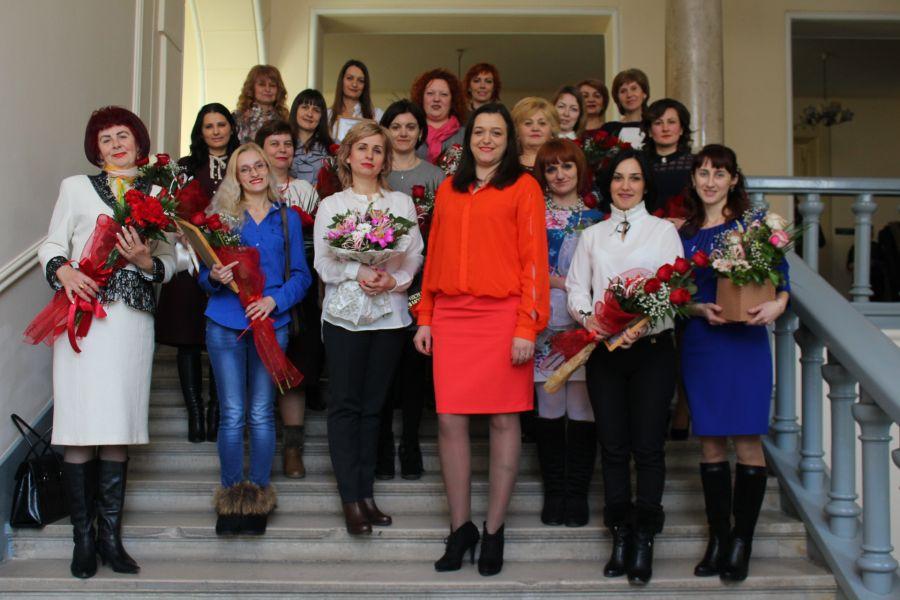 У Мукачеві привітали «Учителів року»