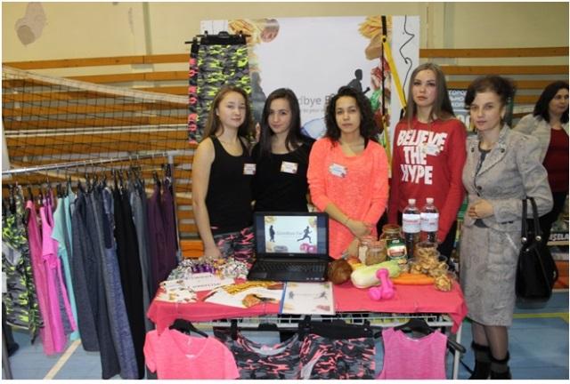 Студенти УТЕК у Словаччині