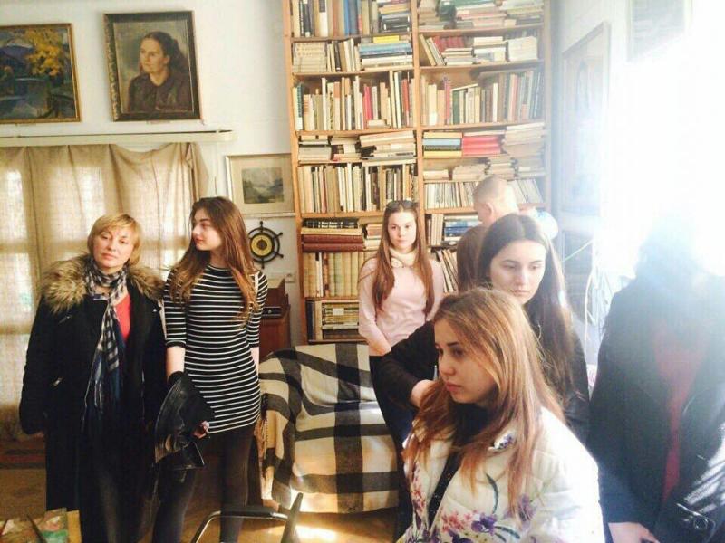 Студенти Ужгородського торговельно-економічного коледжу