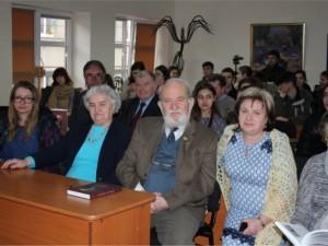 Микола та Маґда Мушинки, Наталія Ребрик, Віта Чикут