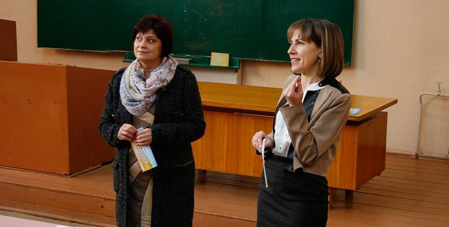 Ірина Гармасій, Галина Шумицька