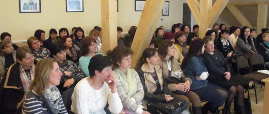 У Берегові провели конференцію про сучасні європейські системи освіти