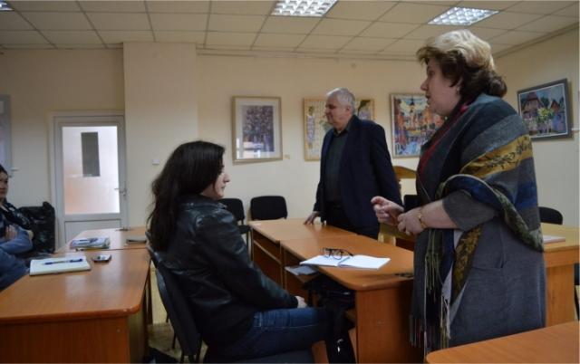 Наталія Ребрик, Іван Небесник