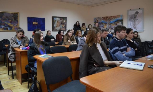 Студенти Закарпатської академії мистецтв