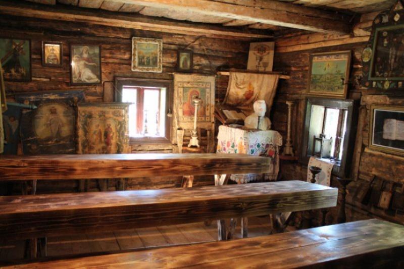 Школа-музей у Колочаві на Закарпатті