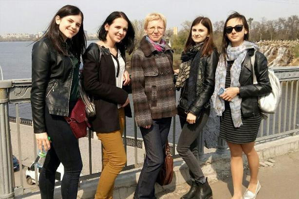 Антоніна Корнута, Анастасія Нечипорук, Галина Шаповалова, Наталія Білей, Катерина Кузьміна