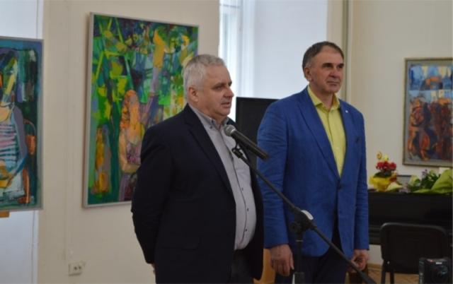 Іван Небесник, Антон Ковач