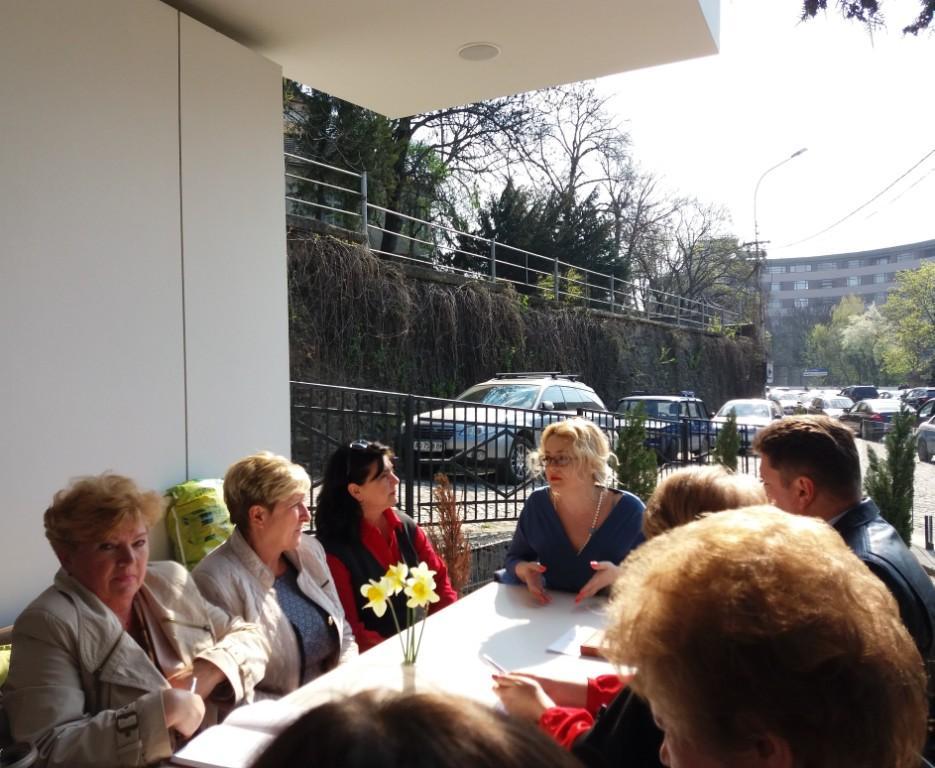 Зустріч закарпатських освітян із радником міністра освіти і науки України