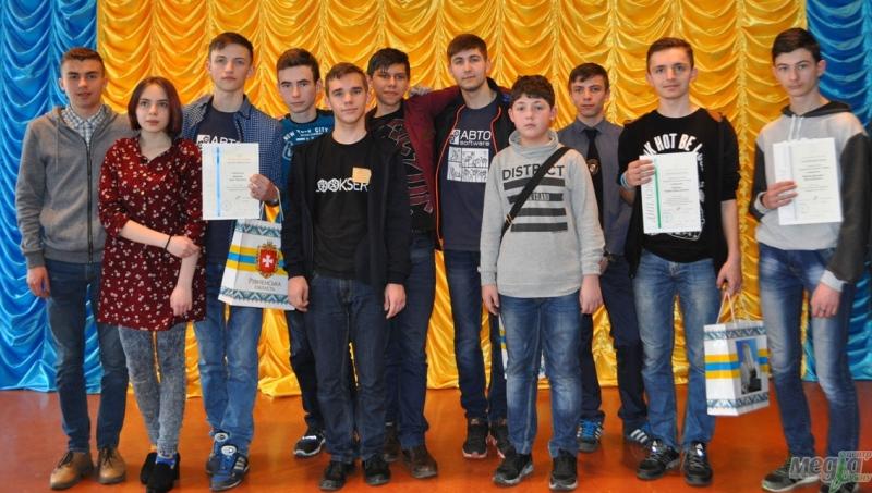 Закарпатці на всеукраїнській олімпіаді з інформатики