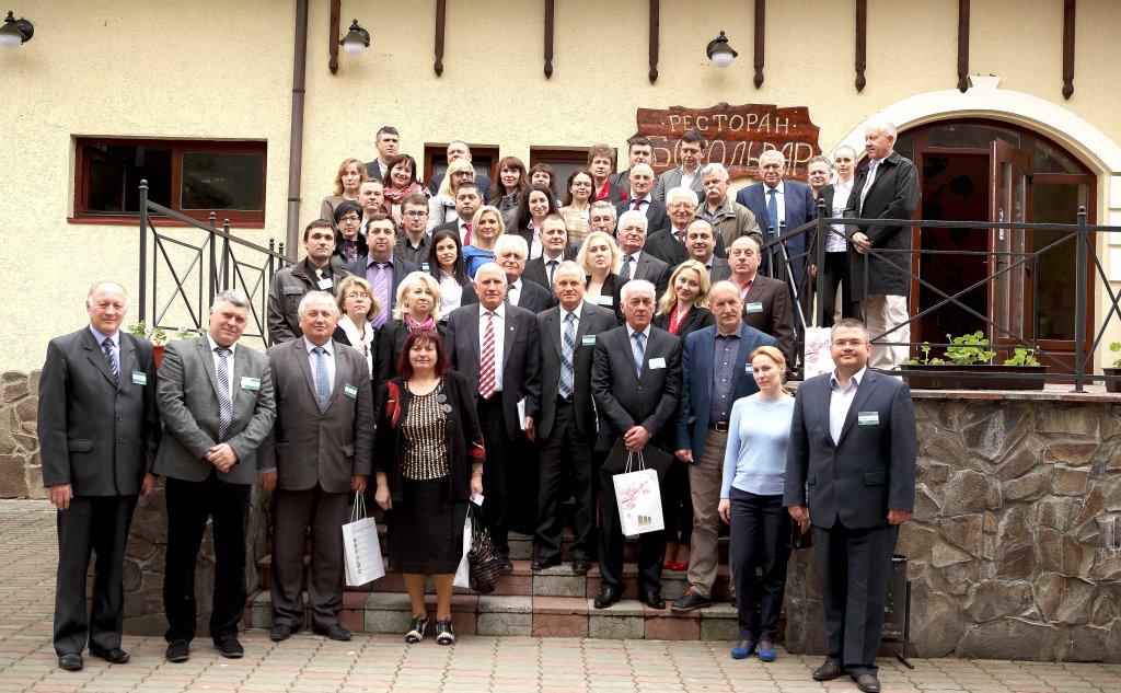Учасники конференції - загальне фото