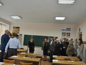 Відкриття в Ужгороді навчально-практичного центру