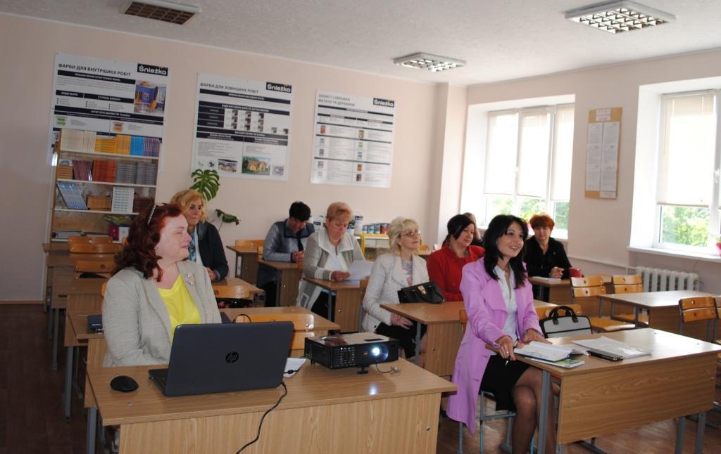 Під час засідання методичної комісії