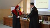 Інавгурація Сергія Квіта почесним доктором Закарпатської академії мистецтв