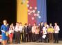 Ганна Сопкова вітає переможців