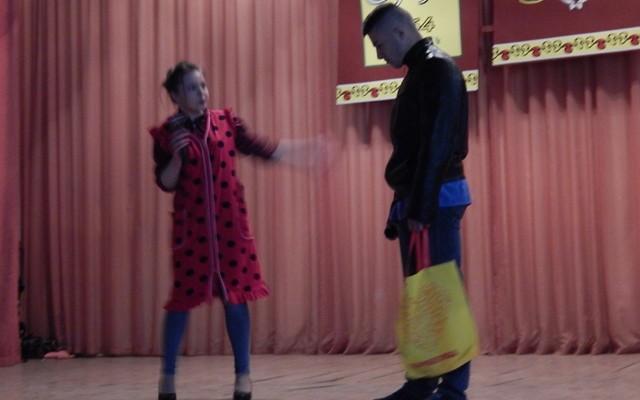 Ввесняний Кубок Ліги сміху пройшов у Свалявському технічному коледжі